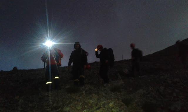 Γιάννενα: Διάσωση πεζοπόρων στα ελληνοαλβανικά σύνορα