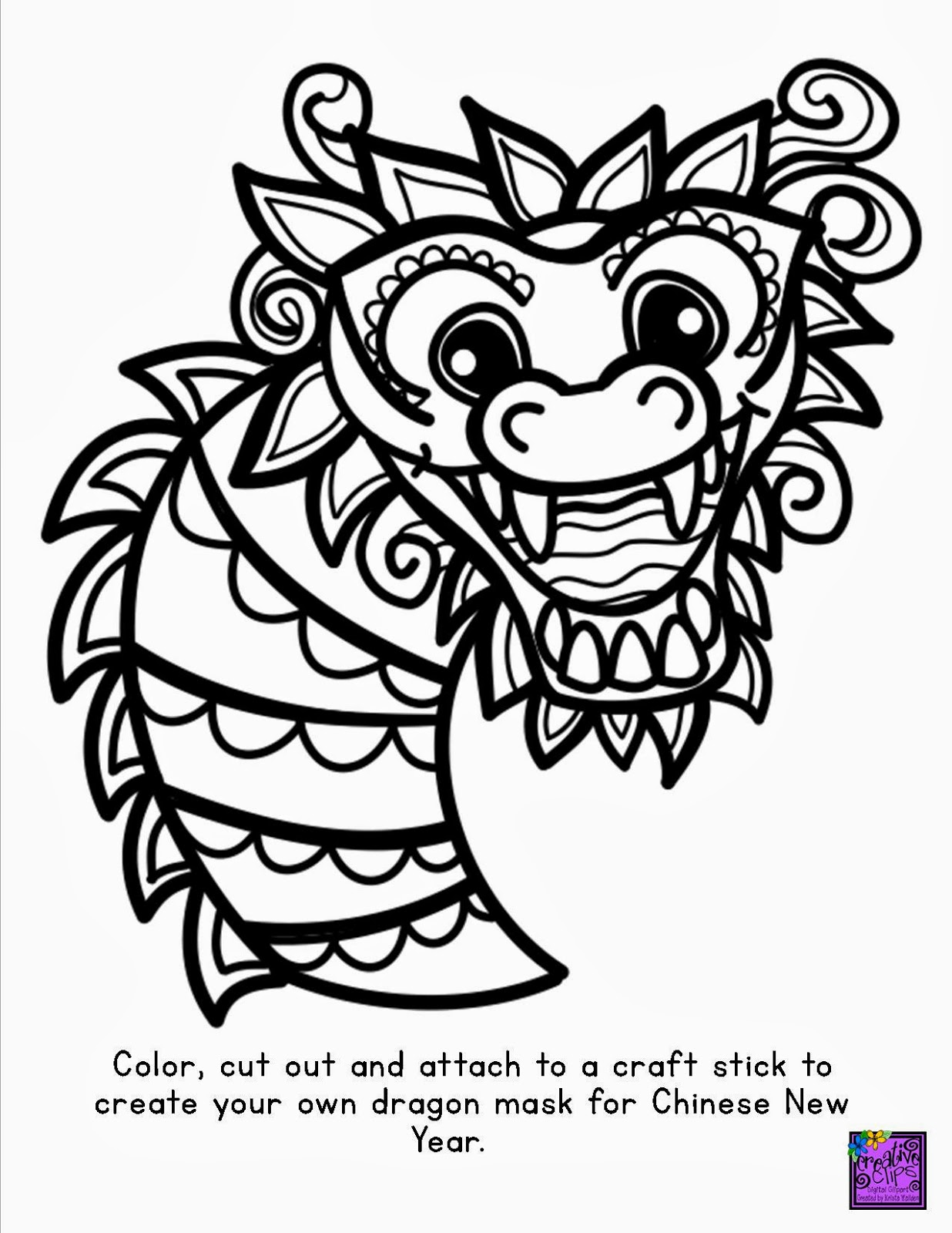 Lory's 2nd Grade Skills: Chinese New Year & Giveaway & Freebie