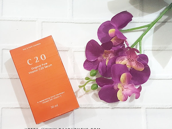 [Review] OST Original Pure C20 Vitamin Serum