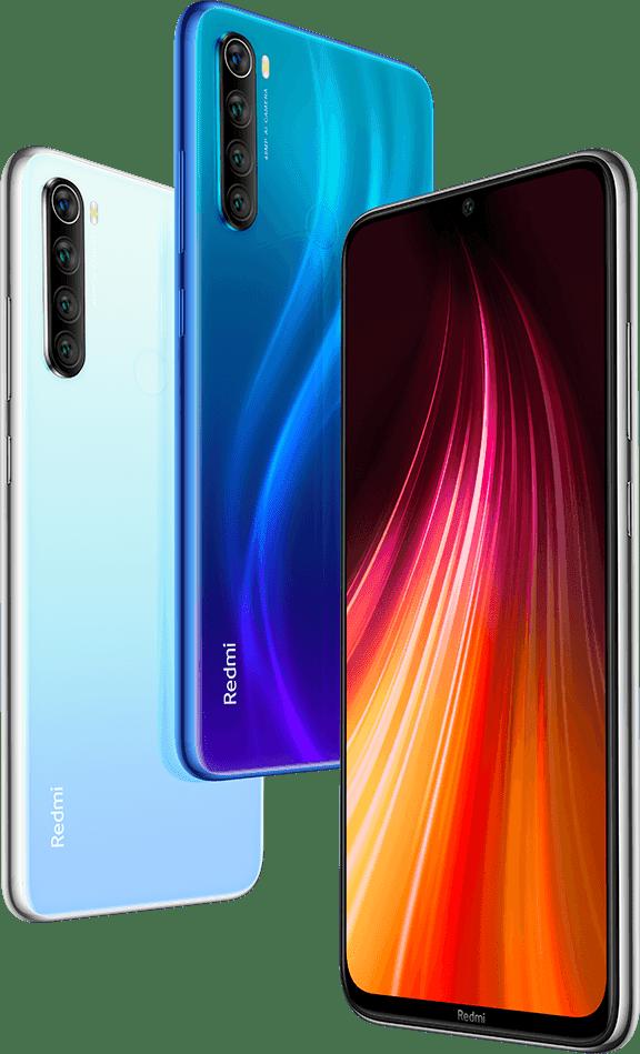 هاتف Xiaomi Redmi Note 8 بسعر 689 درهم على امازون الامارات