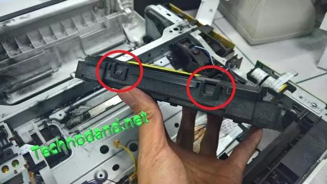 Mengatasi Printer Laserjet Hp M402 Cetakan tidak Rata