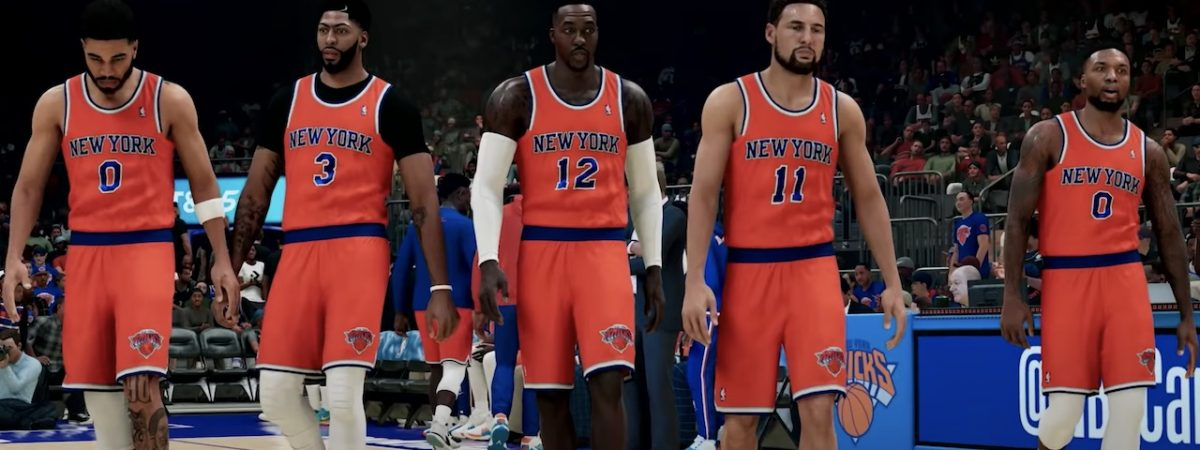 WHICH TEAM IS THE EASIEST TO WIN ON NBA 2K22?