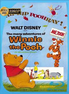 Las Aventuras de Winnie Pooh 1977 HD [1080p] Latino [GoogleDrive] DizonHD