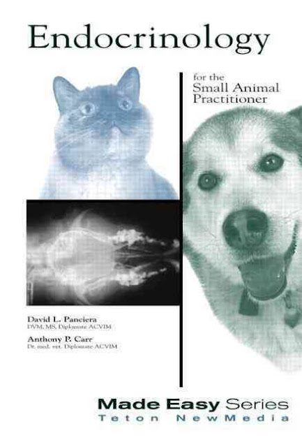 Endocrinology for the Small Animal Practitioner  - WWW.VETBOOKSTORE.COM