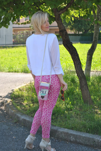 white outfit how to wear white how to combine white how to match white spring casual outfit march outfit mariafelicia magno fashion blogger color block by felym fashion bloggers italy italian fashion bloggers italian influencer