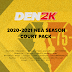 NBA 2K21 2020-2021 NBA Season Complete 30 TEAMS Court Pack (Next-Gen and Real-Gen) by DEN2K *NEW*