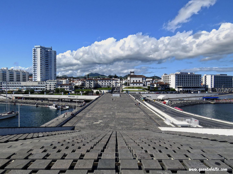 Cidade de Ponta Delgada - São Miguel - Açores