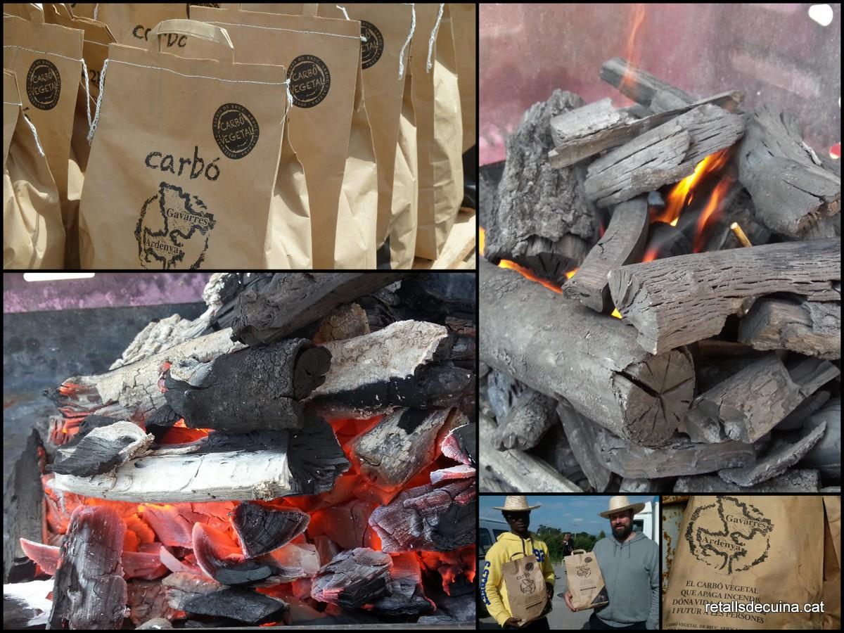 Carbó d'Ardenya i Gavarres, molt més que carbó.