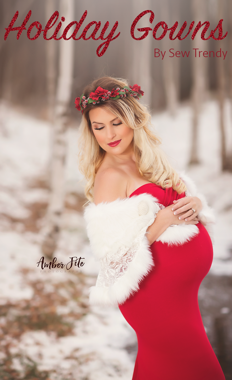 Holiday Gowns with Sew Trendy - Sew Trendy | Fashion and Accessories