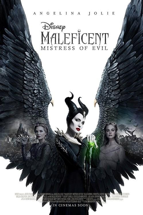 Tiên Hắc Ám 2 - Maleficent: Mistress Of Evil