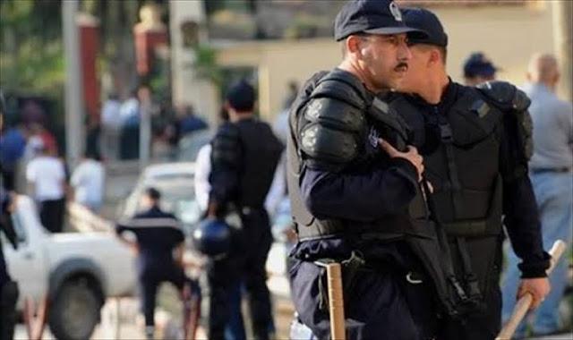 استنفار امني في الجزائر قبل حراك 22 فيفري