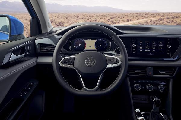Volkswagen Taos torna-se veículo oficial do Taos Ski Valley