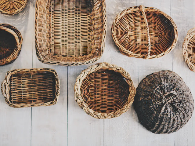 Tips On How You Can Keep Woven Baskets Clean