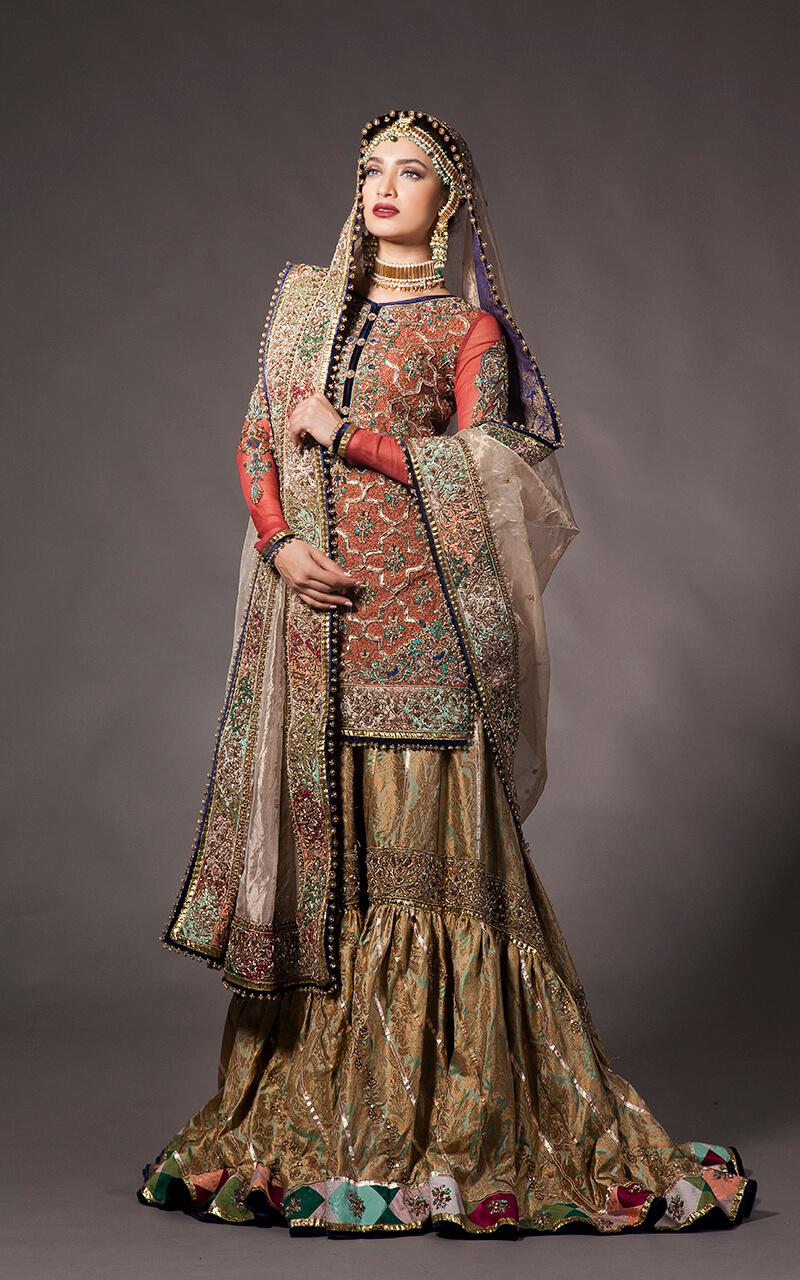 Fahad Hussayn Bridal Suit