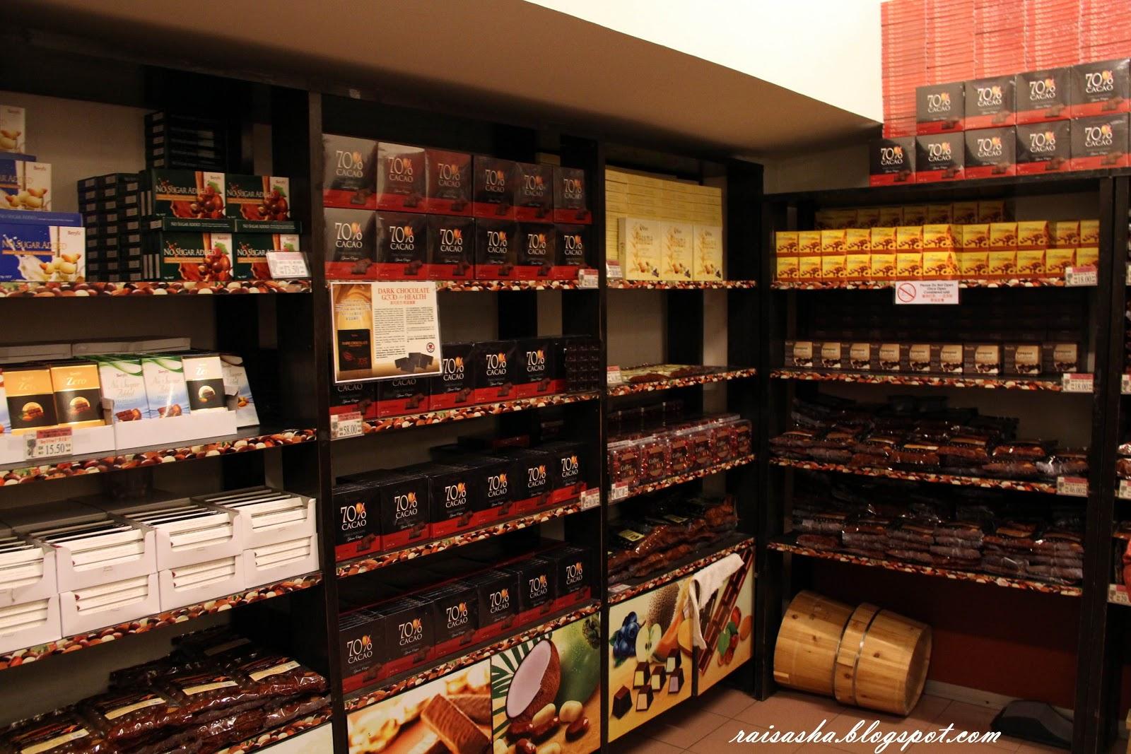 Beryl's chocolate warehouse sale at Seri Kembangan & Bangi from 6 – 25 Jan 2017