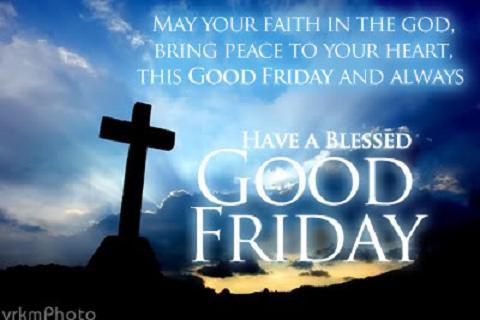 Good Friday SMS Wishes: Happy Good Friday Sms Wishes Quotes And Wallpapers
