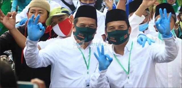 Adik Ipar Ganjar Pranowo Jadi Penantang Petahana yang Diusung PDIP