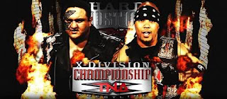 TNA Hard Justice 2009 Review: Samoe Joe vs. Homicide - X Division Title