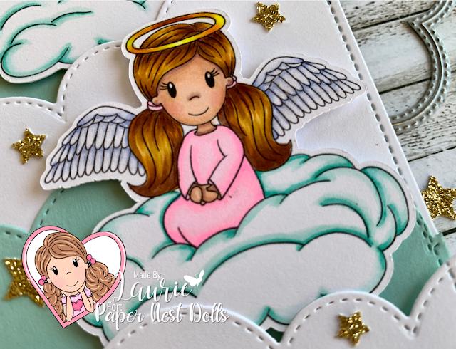 Angel Ellie on Cloud