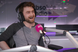 Updated: Daniel Radcliffe on Absolute Radio Breakfast Show
