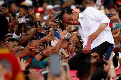 Media Inggris Menyebut Jokowi Presiden Gagal