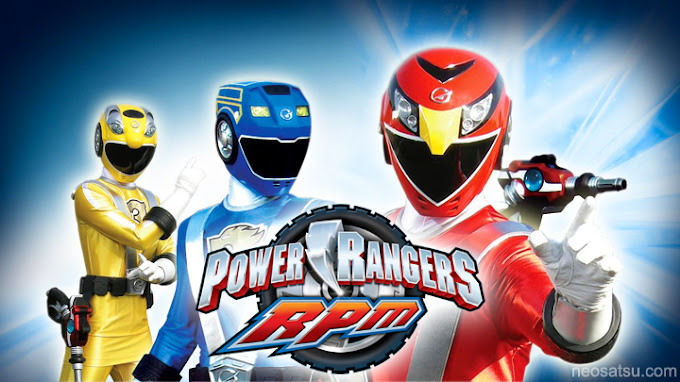Power Rangers RPM Batch Subtitle Indonesia