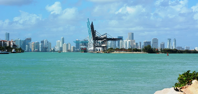 Miami Beach harbour
