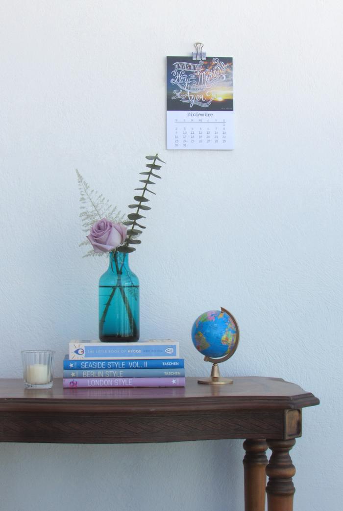 calendario motivacional imprimible gratuito, fotografía, amanecer, lettering, ilustración, citas, frases, motivación