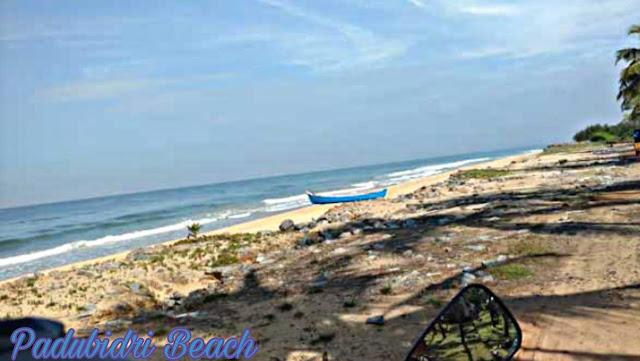Padubidri beach Karnataka