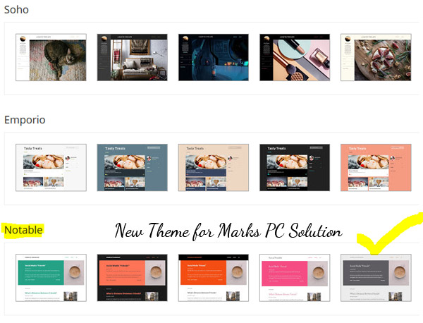 Blogger New Templates