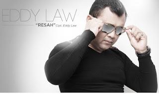 Lirik Lagu Eddy Law Berjudul Resah