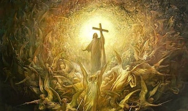 ΒΟΜΒΑ...!!ΕΠΕΙΔΗ έρχονται πολύ δύσκολες μέρες για την ανθρωπότητα, ο Θεός ΔΙΑΛΕΞΕ ορισμένους ανθρώπους και τους έκανε αξιωματικούς ΤΟΥ...ΧΩΡΙΣ ΝΑ ΤΟ ΓΝΩΡΙΖΟΥΝ...ΘΑ ΕΙΔΟΠΟΙΗΘΟΥΝ....ΑΠΟ ΤΟΝ ΙΔΙΟ...ΚΑΠΟΙΟΙ ΗΔΗ ΕΝΗΜΕΡΩΘΗΚΑΝ  ΚΑΤ΄ΟΙΚΟΝΟΜΙΑΝ ΤΟΥ ΚΥΡΙΟΥ...ΚΑΙ ΕΙΝΑΙ ΕΤΟΙΜΟΙ ΝΑ ΤΟΝ ΥΠΗΡΕΤΙΣΟΥΝ...!!Από εδώ και πέρα, δεν έχεις διανοηθεί τί θα δεις και τι θα ακούσεις.,,!!Δεν έχουν ξαναγίνει ποτέ στον κόσμο...!!Ο διάβολος θα κυριαρχήσει....!!Όσοι τον πλησιάσουν, θα τους τσακίσει, θα τους συντρίψει....!!Φίλους αυτός δεν έχει....!!