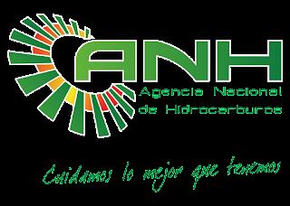 Agencia Nacional de Hidrocarburos Logo Vector