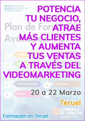 Potencia tu negocio, atrae más clientes y aumenta tus ventas a través del videomarketing