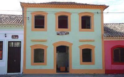 Museu de Iguape, antiga casa da moeda
