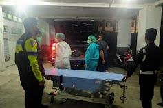 Dua Orang Tewas Lakalantas di Samosir