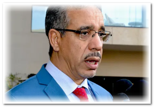 """رباح: المغرب عازم على مواجهة التغيرات المناخية وتأثيرات """"كوفيد 19"""""""