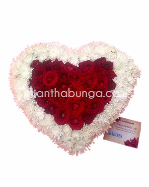 Tipe Bunga yang Cocok diberikan Saat Valentine 2019