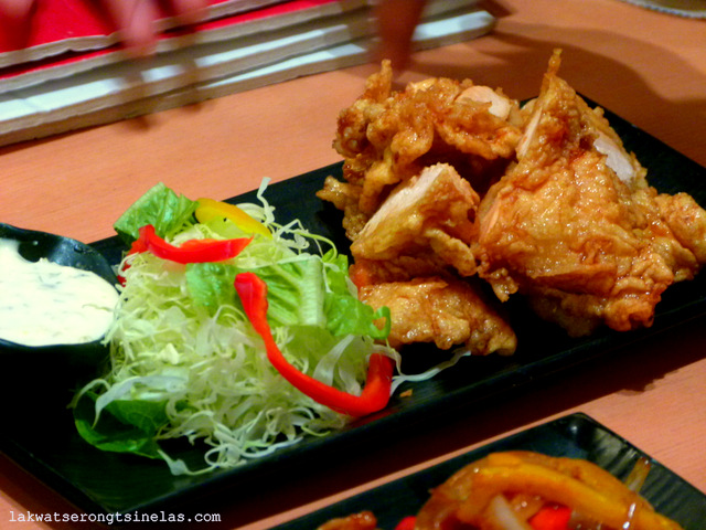 REVISIT:  THE TONKATSU EXPERIENCE AT SABOTEN, MAKATI CITY