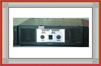 CA-SERIES POWER AMPLIFIER | Praiselight Enterprises