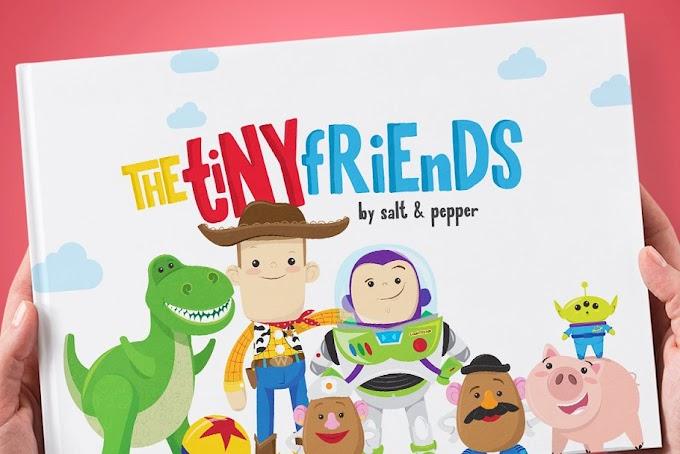 10 Fuentes geniales y divertidas para tus proyectos infantiles