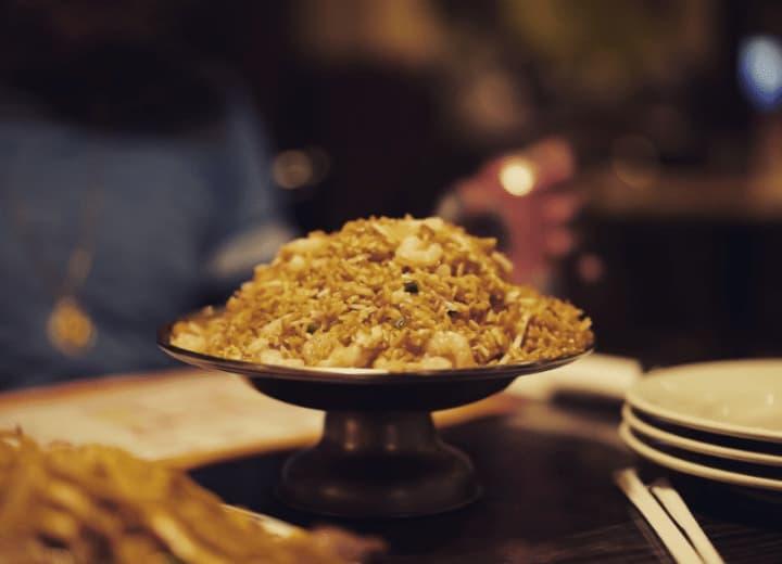 receita de arroz selvagem
