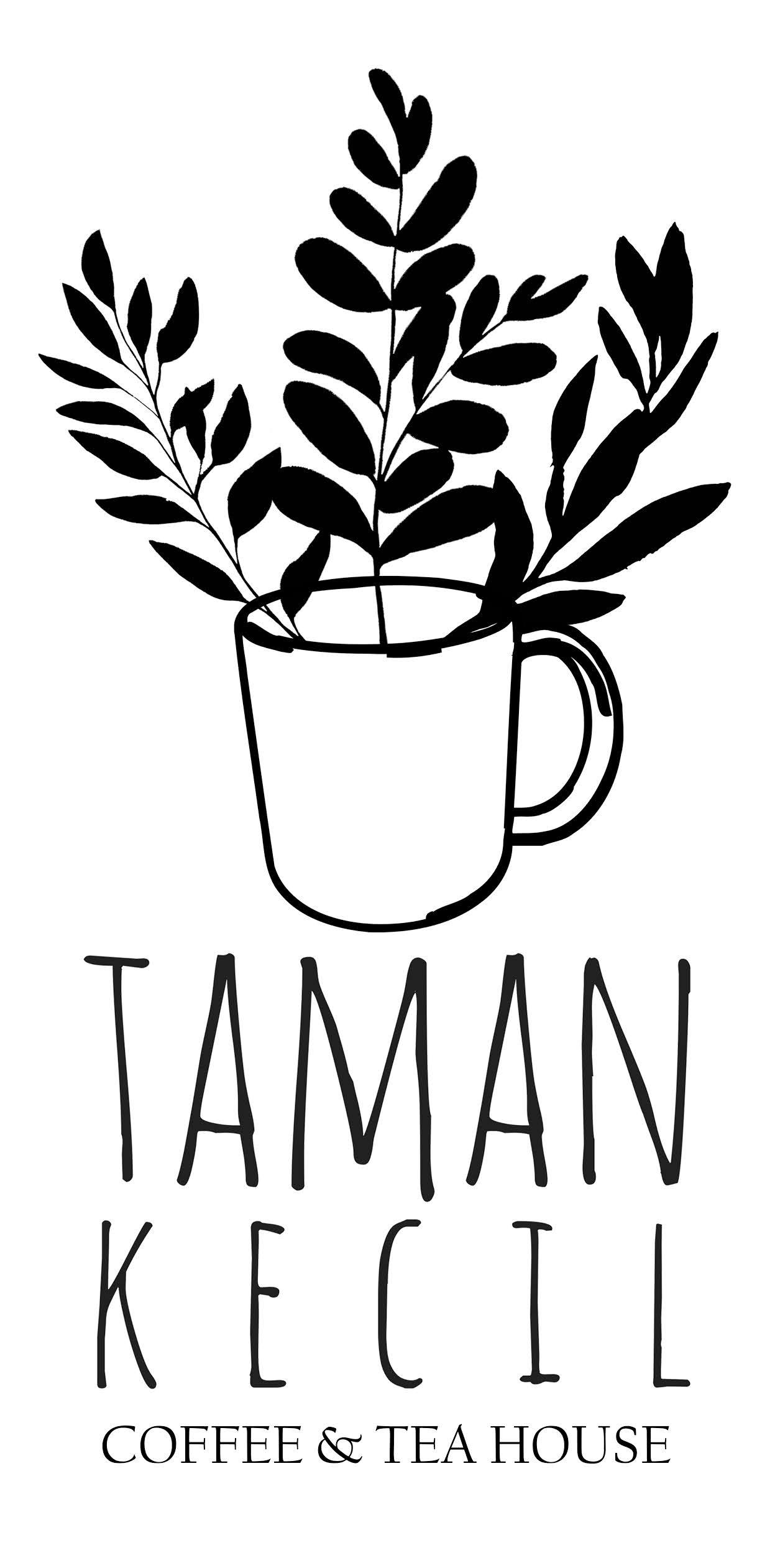 logo taman kecil coffee jogja