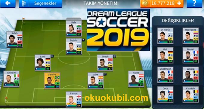 DLS19 Dünya Futbolundaki  Sol Ayaklı Oyuncular Yaması İndir (Solak Yıldızlar)