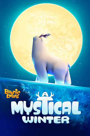 Poster Of Boonie Bears: Mystical Winter In Dual Audio Hindi Chinese 300MB Compressed Small Size Pc Movie Free Download Only At worldfree4u.com