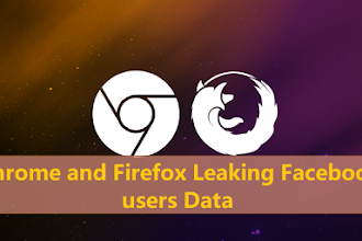 Chrome And Firefox Leaking User Facebook Data Since 2016
