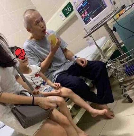 Nhiều nghi vấn trong tấm ảnh được cho là ông Trương Minh Tuấn tiều tụy trong bệnh viện