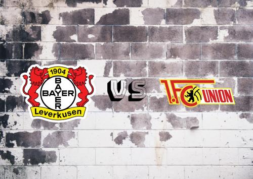 Bayer Leverkusen vs Union Berlin  Resumen