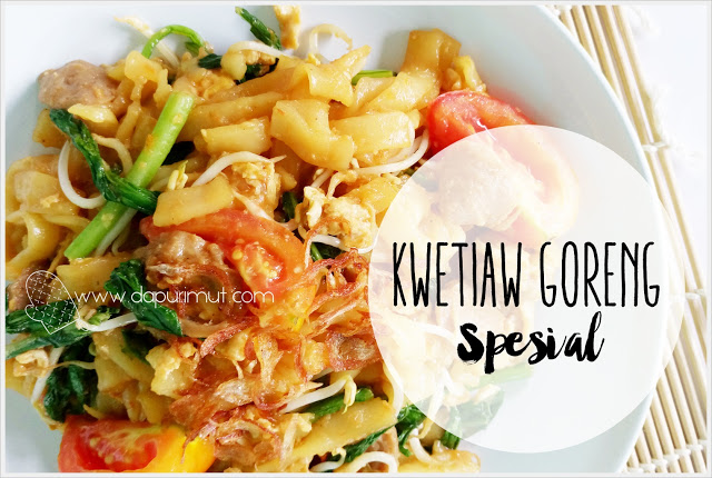 Resep Kwetiaw Goreng Spesial