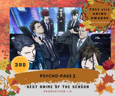 Psycho-Pass 3